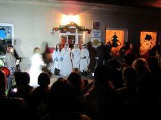 Rozsvícení stromečku 2011